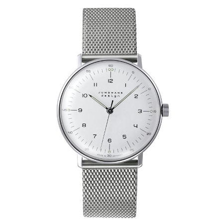 Max Bill by Junghans Hand Wind 027_3701_00m
