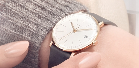 Max Bill by Junghans Lady