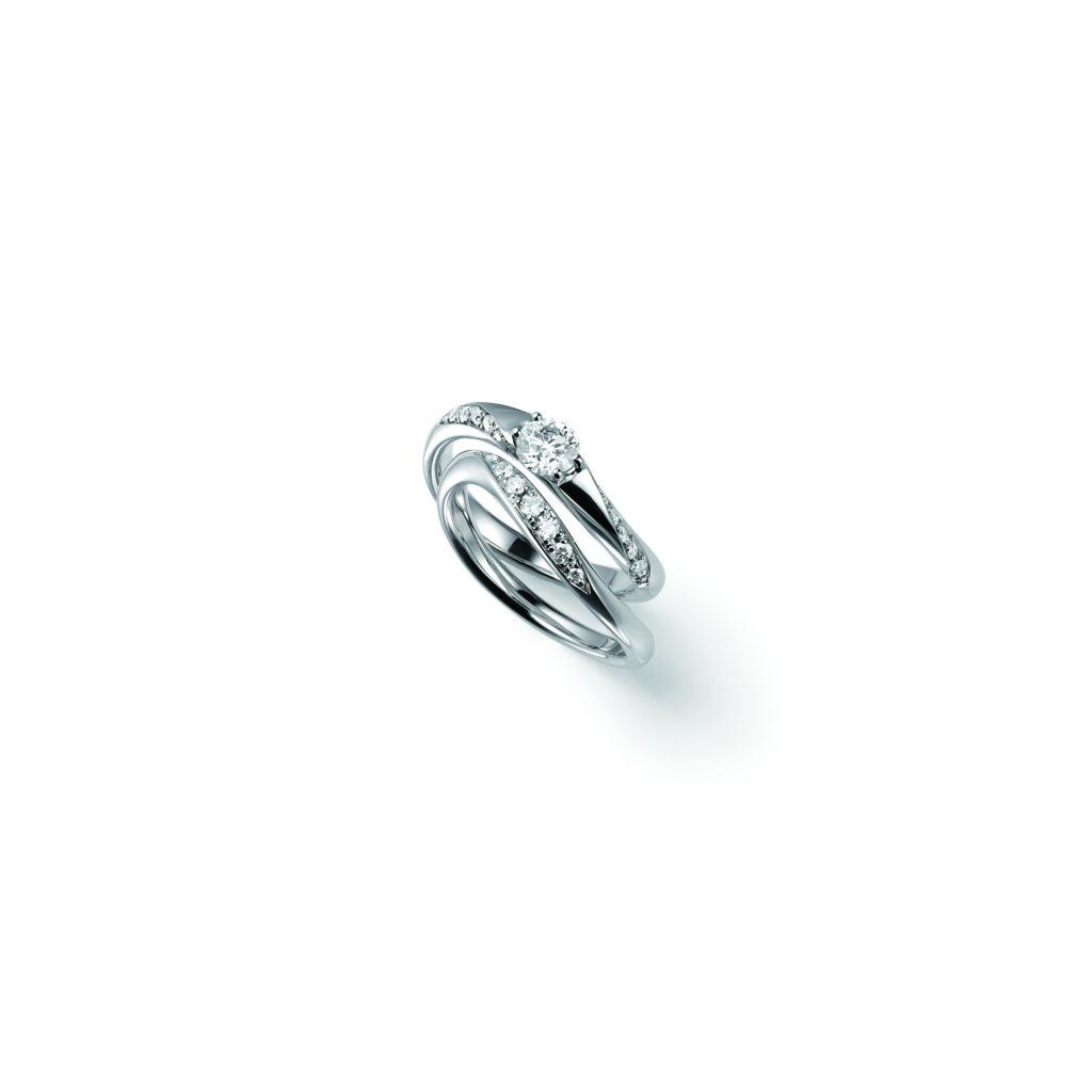 ブリーザ 結婚指輪 ポンテヴェキオ