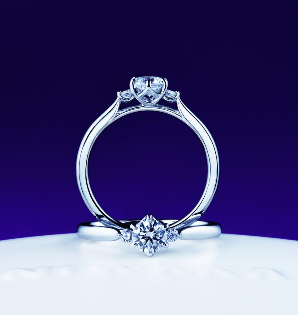 NIWAKA 白鈴 婚約指輪