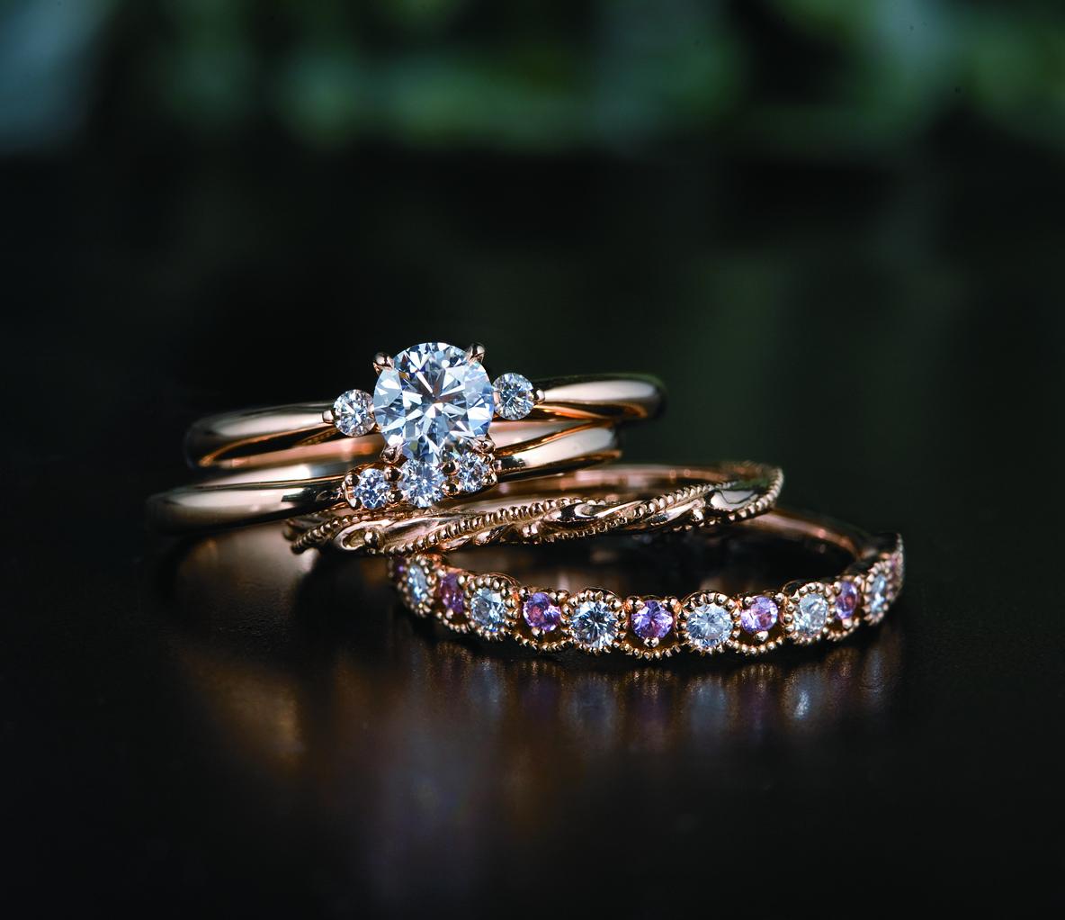 LUCIE結婚指輪