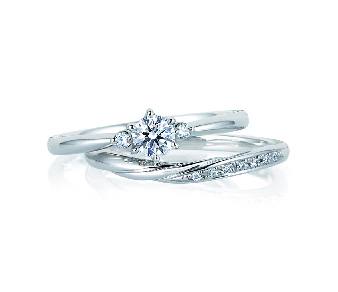 LUCIE 結婚指輪
