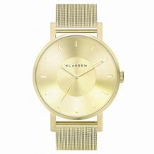 VOLARE Gold with Mesh Band 42mm VO14GD002M