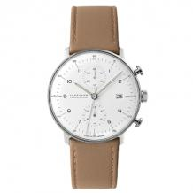 Max Bill by Junghans Chronoscope 027 4800 00B