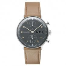 Max Bill by Junghans Chronoscope 027 4501 01
