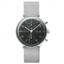 Max Bill by Junghans Chronoscope 027 4500 45